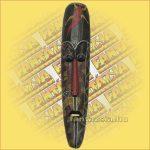 Maszk aboriginal széles 1m B