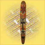 Maszk aboriginal vékony