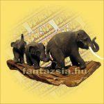 Elefánt fagyag tripla