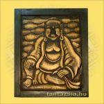 Buddha kép pocakos 50/60/5cm