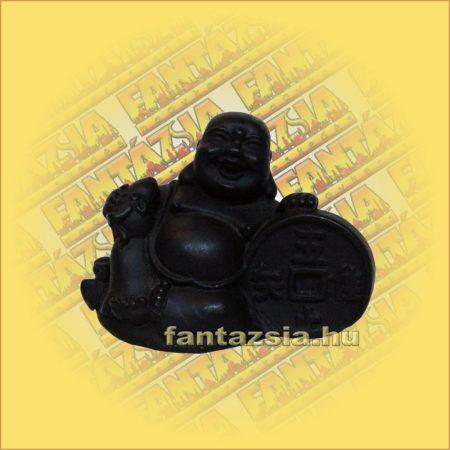 Nevető Buddha Kínai Pénzzel