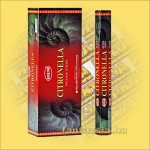 HEM Citronella illatú indiai füstölő /HEM Citronella/