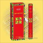 HEM Dísznövény illatú indiai füstölő /HEM Ornamental/