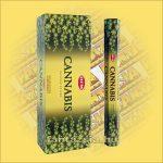 HEM Vadkender illatú indiai füstölő /HEM Cannabis/