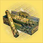 Liliom füstölő/Tulasi Lily