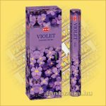 HEM Ibolya illatú indiai füstölő /HEM Violet/