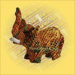 Elefánt homokállat kicsi