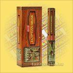 HEM Egyiptomi Pézsma illatú indiai füstölő /HEM Egyptian Musk/