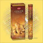 HEM Gyömbér illatú indiai füstölő / HEM Ginger/