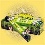 Citromfű /szúnyogriasztó/ füstölő/Tulasi Citronella