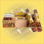 Egyiptomi pézsma füstölő/Tulasi Egyptian Musk