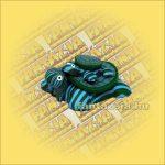 Teknősök Hűtőmágnes-Kék