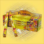 Virág illatú füstölő/Tulasi Floral