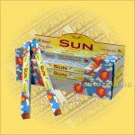 Nap füstölő/Tulasi Sun