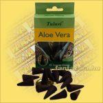 Aloe Vera illatú kúpfüstölő