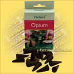 Ópium illatú kúpfüstölő