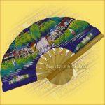 Thai selyemlegyező 90cm