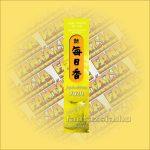 Yuzu Morning Star Japán füstölő