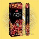 HEM Cseresznye Mandula illatú indiai füstölő /HEM Cherry Almond/