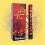 HEM Gonoszűző indiai füstölő /HEM Go Away Evil/