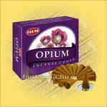 Ópium Illatú Kúpfüstölő / HEM Opium