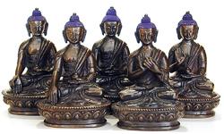 Öt Bölcsességbuddha
