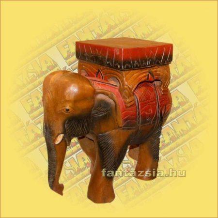 Elefántos virágtartó C