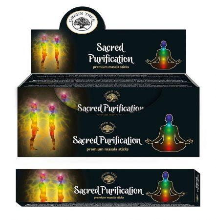 Green Tree-Sacred Purification-Szent Tisztítás Masala Füstölő