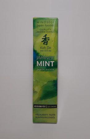Japanese Mint (Japán Menta) Koh Do Japán füstölő