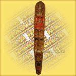 Maszk lomboki/primitív