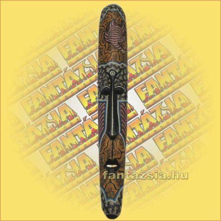 Maszk aboriginal vékony A