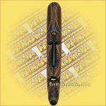 Maszk aboriginal vékony B