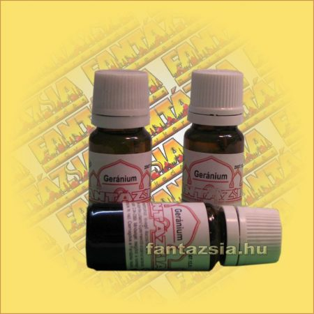 Geránium illatos olaj