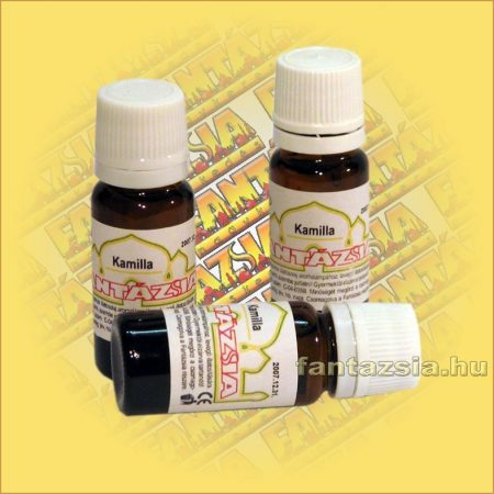 Kamilla illatos olaj
