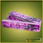 Wonder Aroma Love Spell Füstölők
