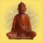 Budddha Szobor Sono Fa 15cm