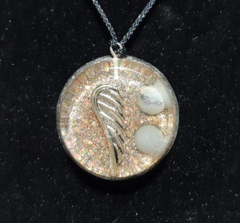 Angyal-Orgonit  medál