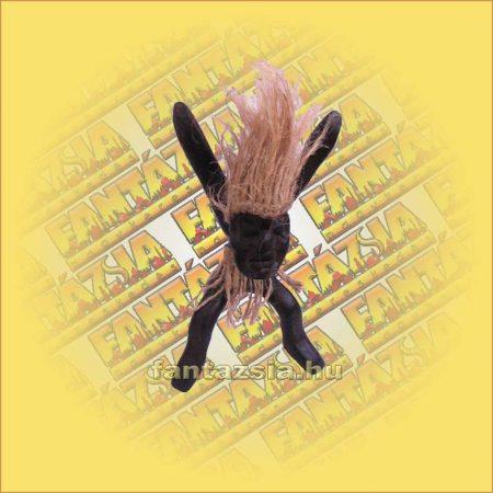 Primitív törzsi figura mini ágaskodó