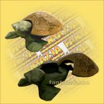 Teknős hamutartó 12cm
