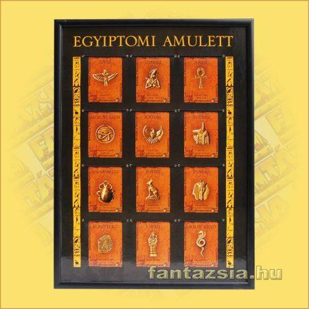 Egyiptomi Amulett Tábla