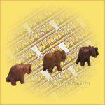 Zsírkő elefánt mini