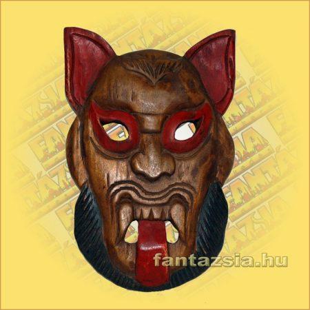Primitív Maszk Sátán
