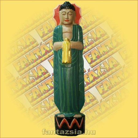 Buddha alló/festett B