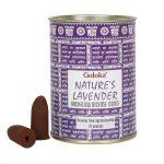 Goloka Lavender-Levendula Back Flow Kúpfüstölők
