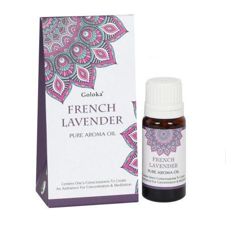 Goloka French Lavender-Francia Levendula aromaolaj