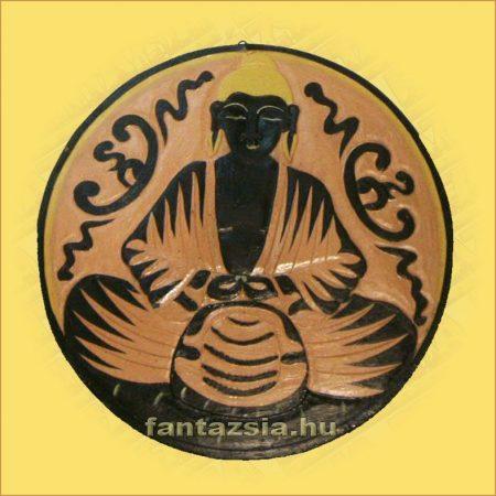 Buddha kép nap kör 50cm