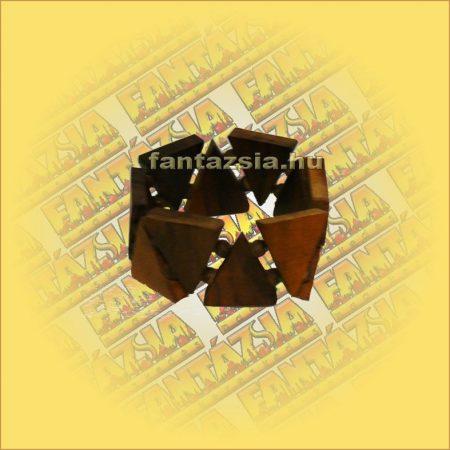 Karkötő sonofa /indiai rózsafa/ háromszög
