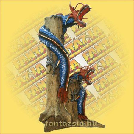 Fagyag sárkány dupla tönkön