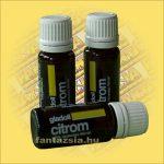 Citrom illóolaj/Gladoil/100 százalékos tisztaságú