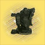 Buddha figura halcsont B